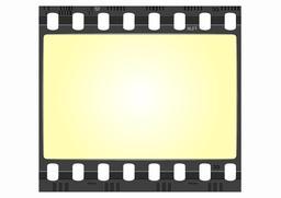 Film frame - vector Vektorgrafik