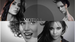 slideshow 088 Apple Motion Template