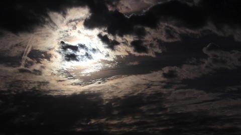 moody sunset Footage