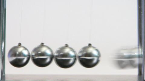 Balancing balls Live Action