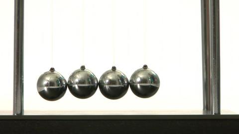 Balancing balls Footage