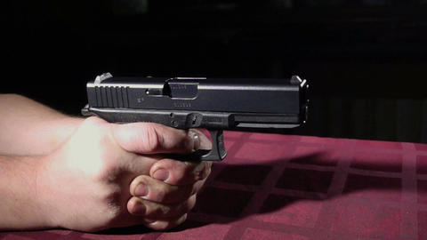 gun shot Footage