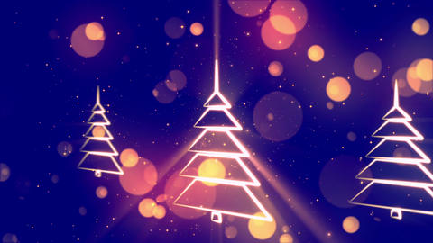 Christmas Symbols 25 Animation