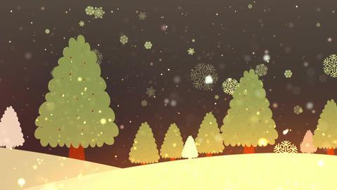 Christmas Tree Retro 1 Animation