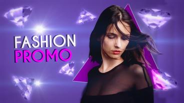 Fashion Freeze Promo Premiere Pro Template