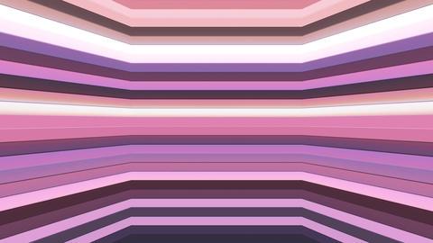 Broadcast Twinkling Horizontal Hi-Tech Bars Shaft, Purple, Abstract, Loopable, Animation