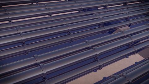 Pipeline Gas Oil 2 CAM Acción en vivo