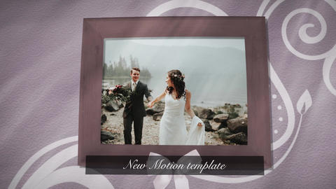 Wedding 2 Apple Motion Template