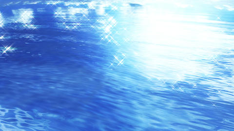 Water Surface 16 An c 4 K CG動画