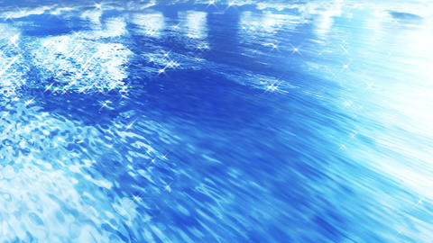 Water Surface 16 An 2 c 4 K CG動画