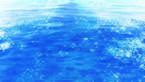 Water Surface 16 Cm c 4 K CG動画