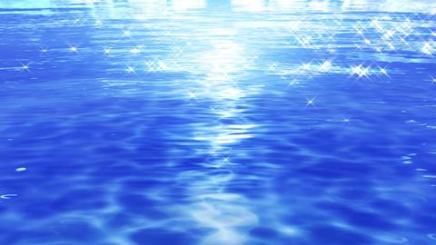 Water Surface 16 Ef c 4 K 動画素材, ムービー映像素材