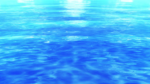 Water Surface 16 Hf b 4 K CG動画