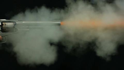 Gun Fire Image