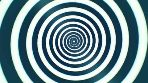 Hypnotic Spiral 1 - Hypnosis Meditation Video Background Loop Animación