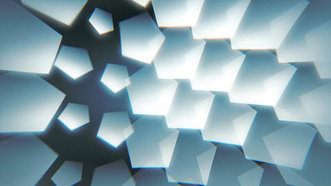 Pentazoo - Dynamic Abstract Pattern Video Background Loop Animation