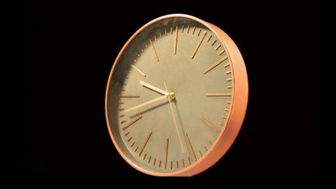 Clock Time Lapses 4k 2