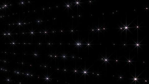 Star Shining 1 NC1Mc 4k CG動画