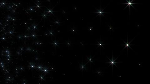 Star Shining 1 NCpFc 4k CG動画