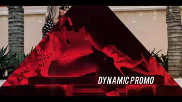 Dynamic Vlog After Effectsテンプレート