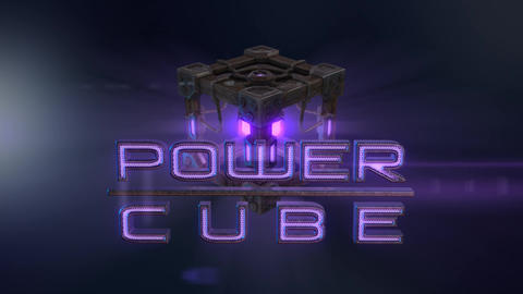 Power Cubes: Ancient Cube – Old Wooden Lantern Cube Opener After Effectsテンプレート