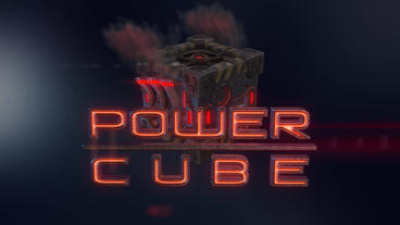 Power Cubes: Diesel Cube – Dieselpunk V6 Engine Cube Logo After Effects Templates