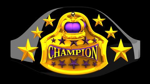 Champion Belt 0