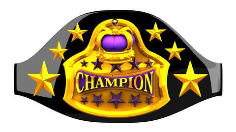 Champion Belt 1
