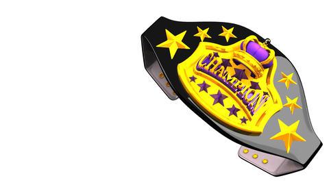 Champion Belt 2