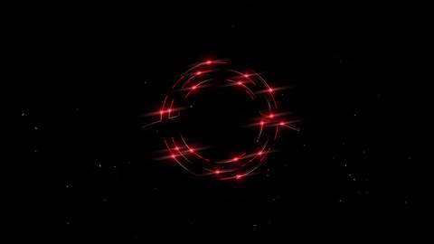 Dark Lighting Logo V2 After Effects Template