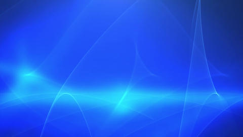Abstract background waving line in wind Blue lines Animation