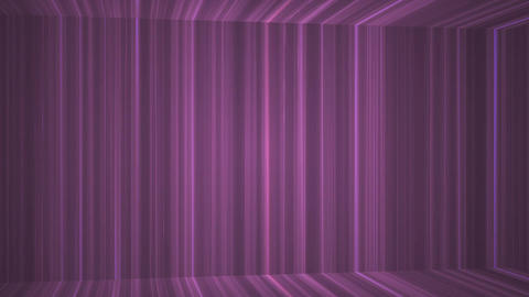 Broadcast Vertical Hi-Tech Lines Passage, Purple, Abstract, Loopable, 4K CG動画素材