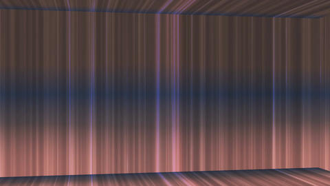Broadcast Vertical Hi-Tech Lines Passage, Brown, Abstract, Loopable, 4K CG動画素材