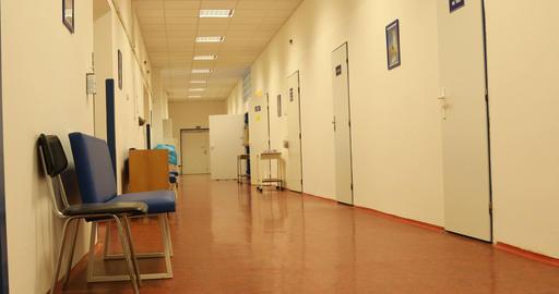 Hospital Interior Live Action