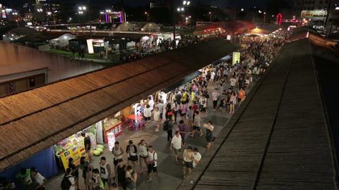 Hualien night market 1 Image