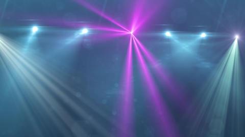 Club Light Rays Stock Video Footage
