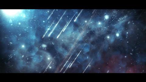 Meteor Epic Logo (Final Render) Animation