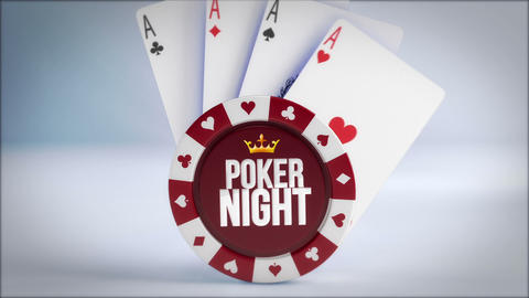 Poker Logo Reveal After Effects Template