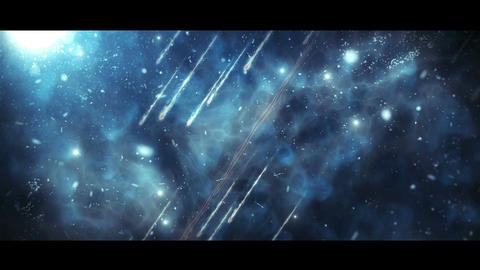 Meteor Epic Logo 2 (Final Render) Animation