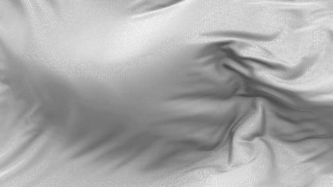 Aimated background of white cloth Animation