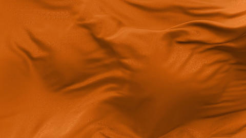 Aimated background of orange cloth Animation
