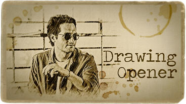 Drawing Opener Premiere Proテンプレート