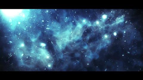 Star Epic BG 3 Footage Animation
