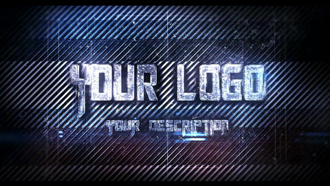 Epic Cinematic Logo 7 After Effects Template