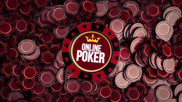 Poker Chips Logo Reveals AE 模板