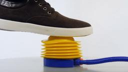 Leg swings pump - Using Pedal Pump Footage