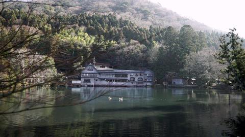 lake water japan ビデオ