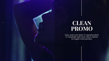 Clean Corporate - Promo After Effects Template