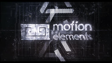Epic Logo 8 Plantilla de After Effects