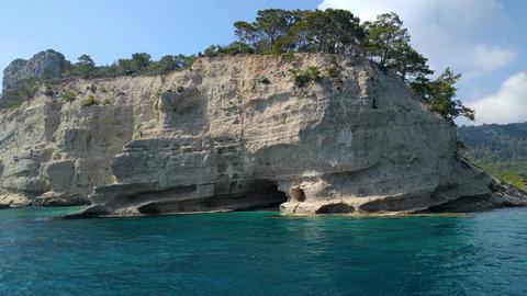Cave of Beldibi101445 Footage